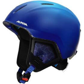 Alpina Carat XT - Casco de bicicleta Niños - azul